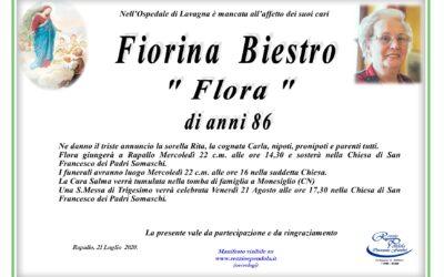 Fiorina Biestro