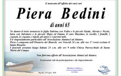 Piera Bedini