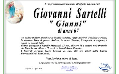 Giovanni Sartelli