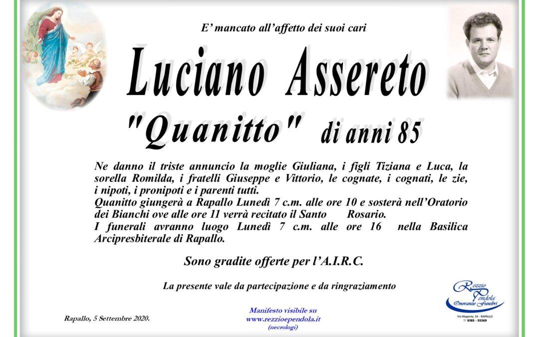Luciano Assereto