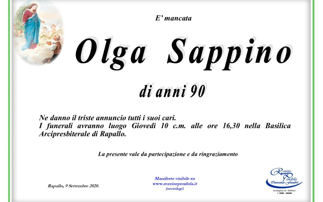 Olga Sappino