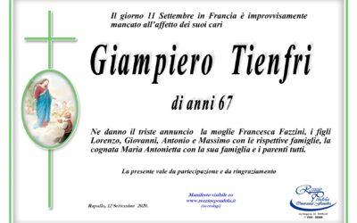 GIAMPIERO TIENFRI
